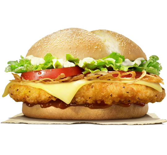 Burger King California Chicken Tendercrisp