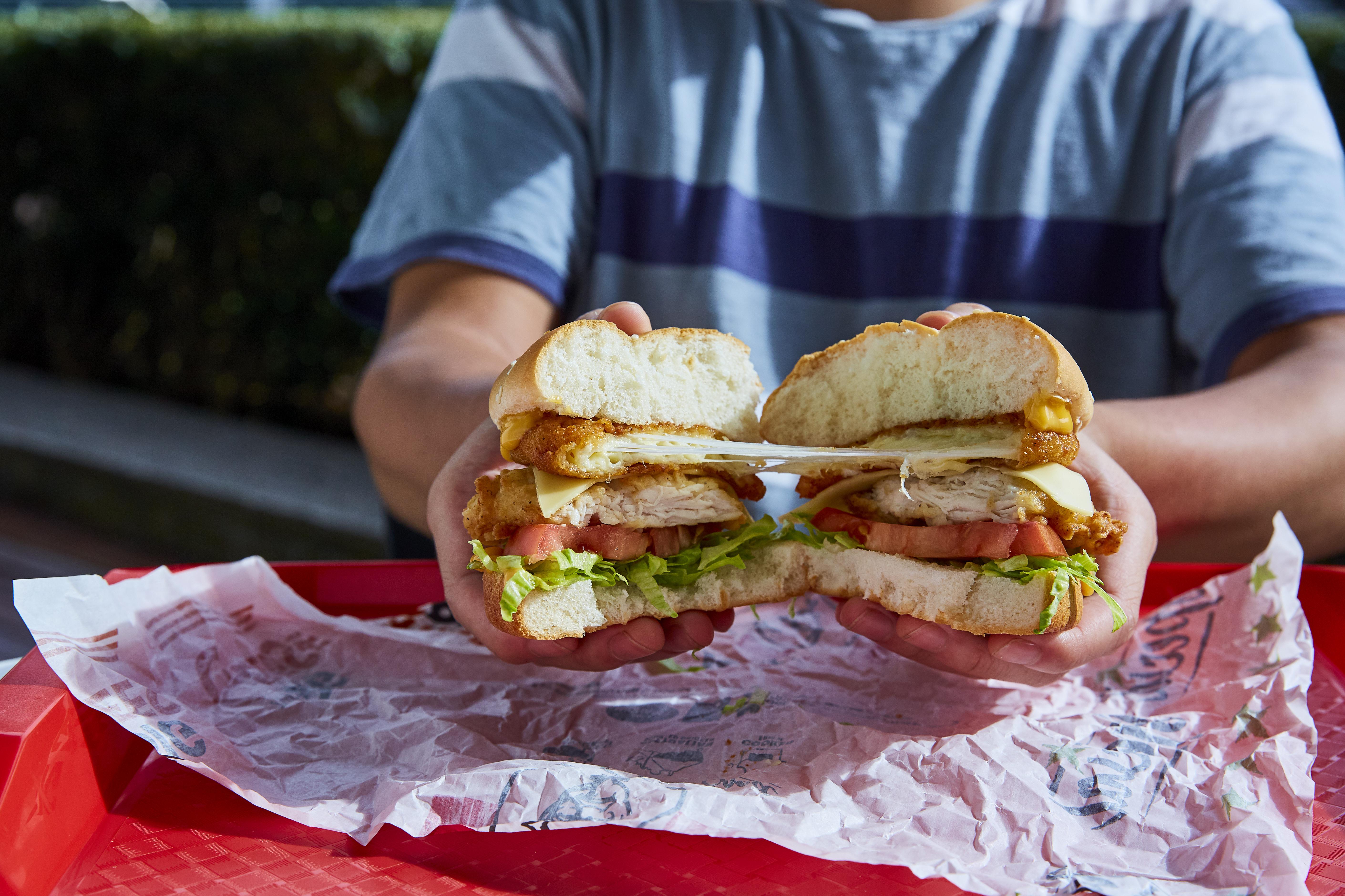 KFC The Big Cheese