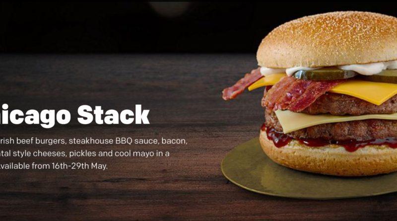 McDonald's Chicago Stack