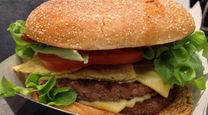 McDonald's Tex Mex Stack