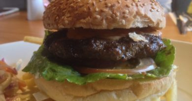 Beefeater Steak Burger
