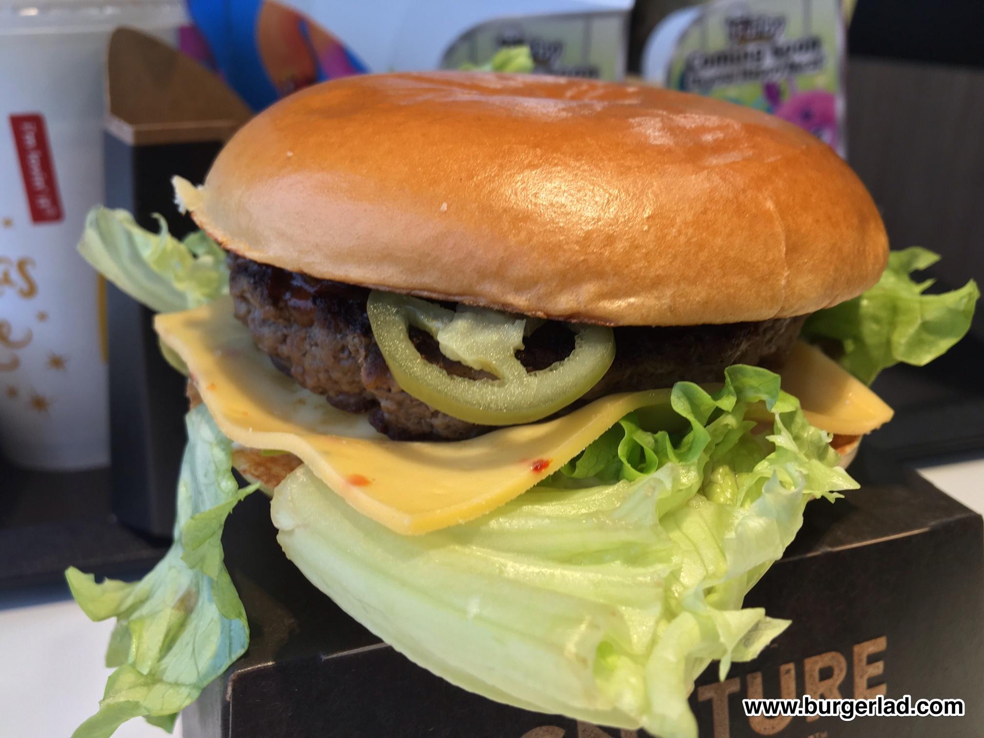 McDonald's Signature Spicy