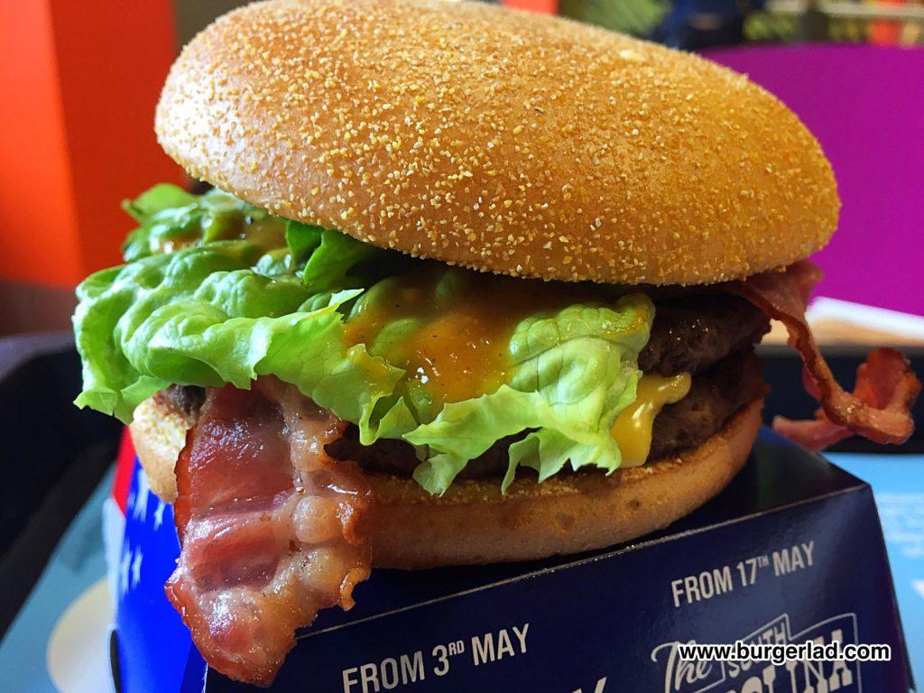 McDonald's South Carolina Stack