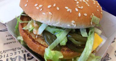 McDonald's Jalapeno Mac