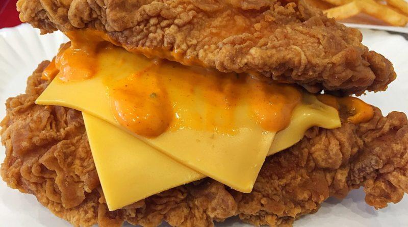KFC Devil Down