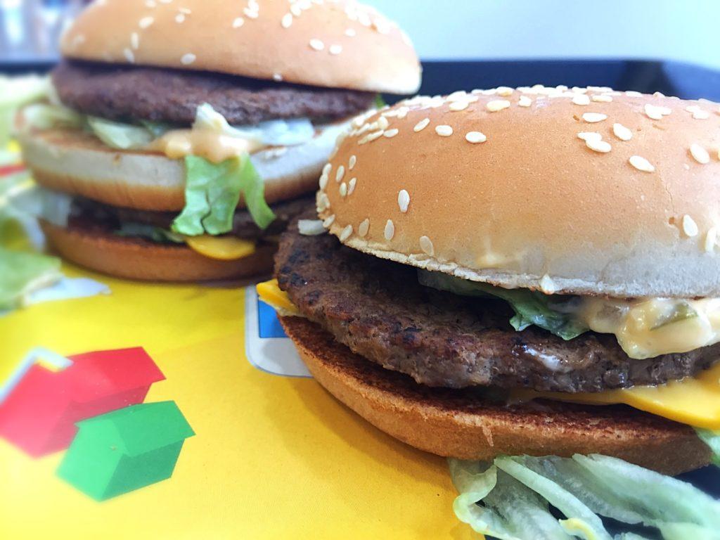 McDonald's Mac Family