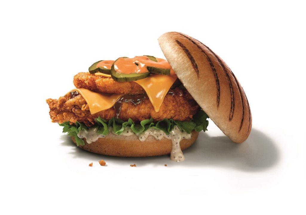 Dirty Louisiana Burger
