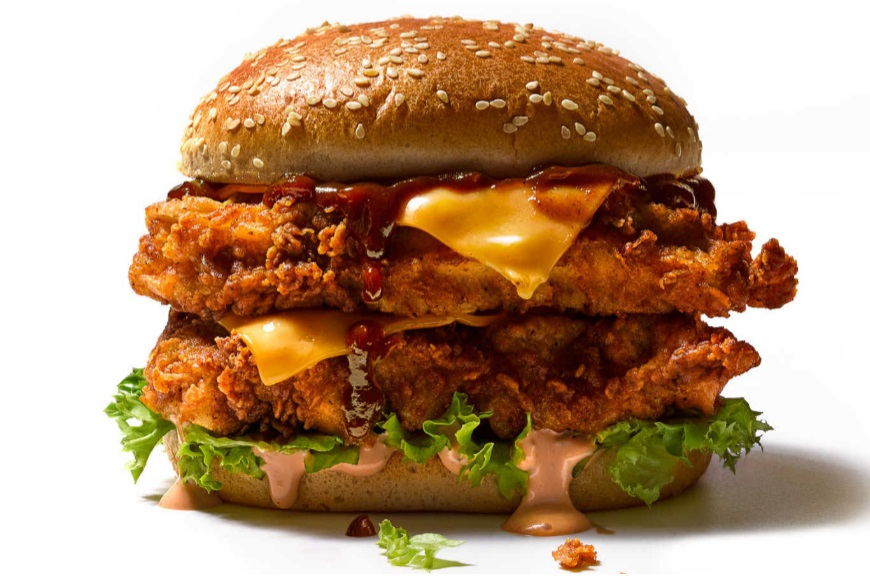 Original Recipe Stacker