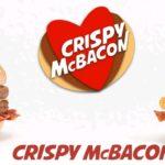 McDonald's Crispy McBacon