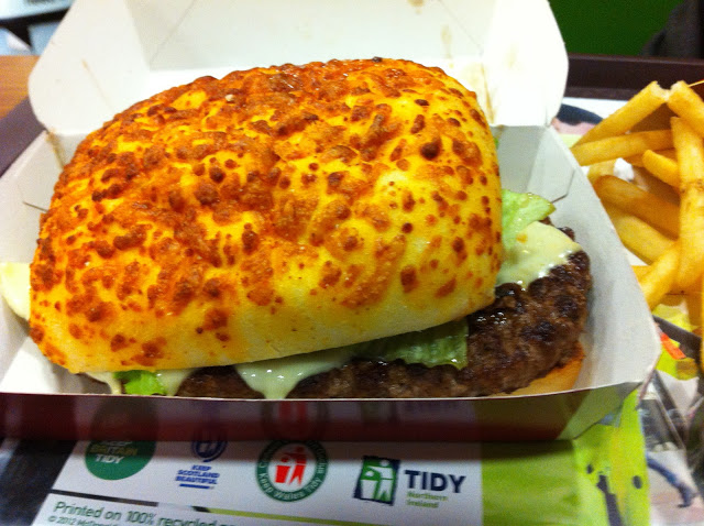 McDonald's Chilli & Cheese Mexican