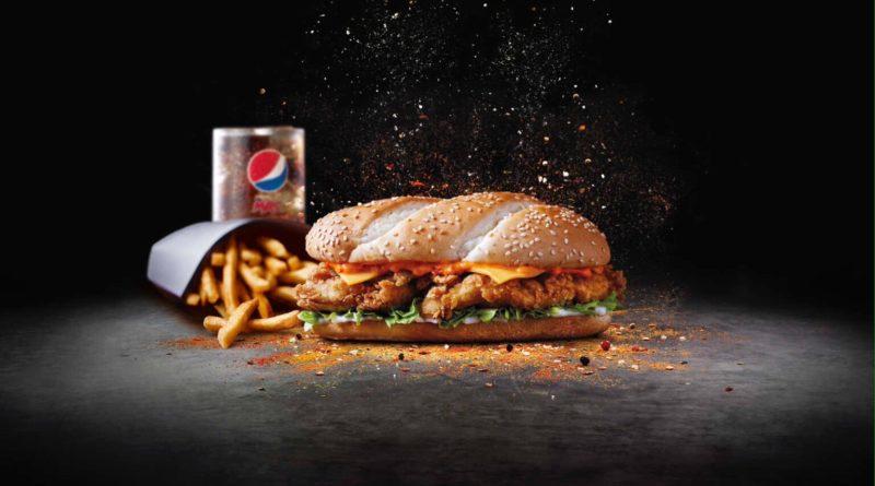 KFC Supercharger