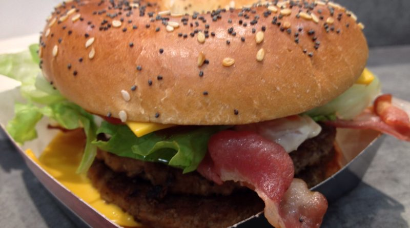 McDonald's New York Stack