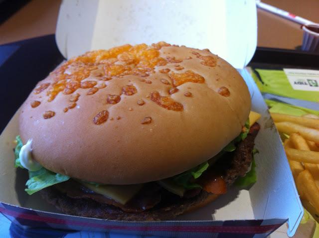 McDonald's Winter Warmer