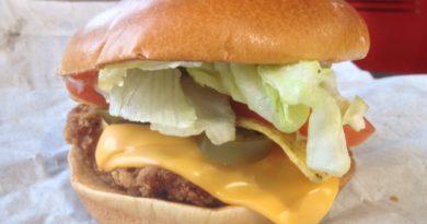 Burger King Nacho Cheese Tendercrisp