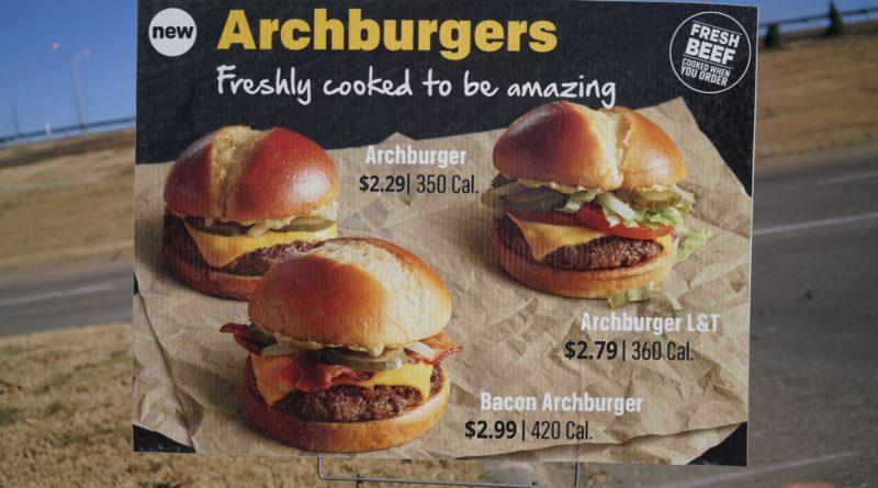 McDonald's Archburger