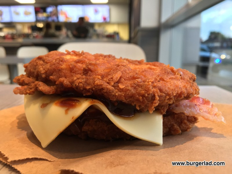 KFC Double Down Review
