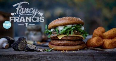McDonald's Maestro Fancy Francis
