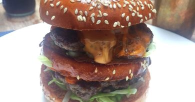 Hawksmoor Big Matt Burger