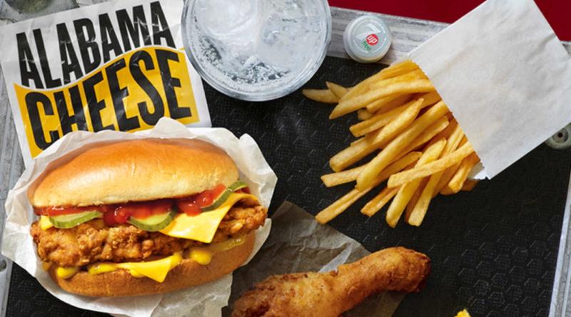 KFC Alabama Cheese