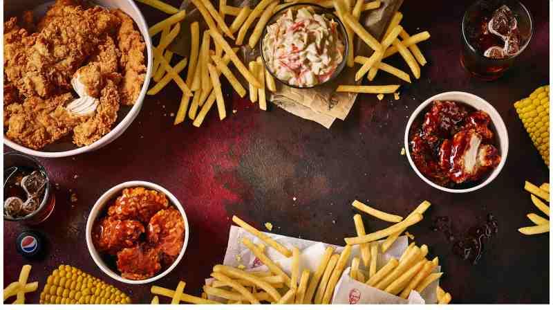 KFC Southern Bites