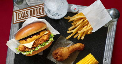 KFC Texas Ranch