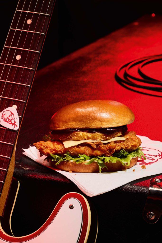 KFC Texas Ranch