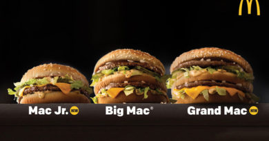 McDonald's Grand Big Mac