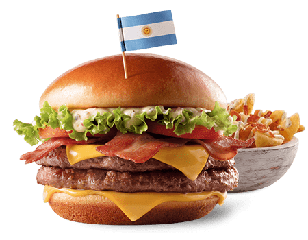 McDonald's World Cup Burgers 2018