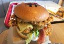 KFC Hashtag Burger