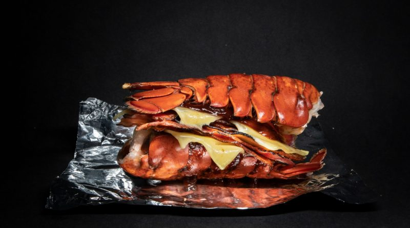 Burger & Lobster Double Drown