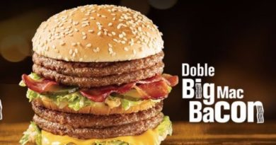 McDonald's Bacon Double Big Mac