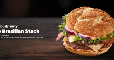 McDonald's The Brazilian Stack