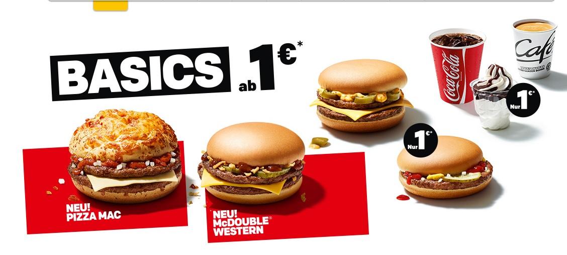 McDonald's Germany Basics