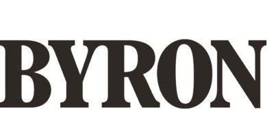 Byron Menu Prices