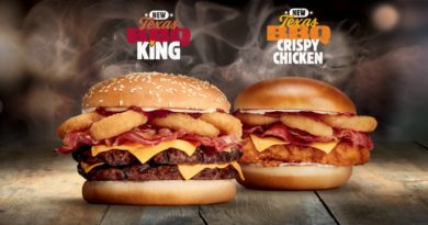 Burger King Texas BBQ King