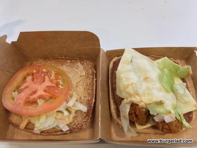 Chicken Big Tasty - McDonald's