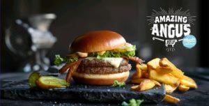 McDonald's Maestro Burgers - Belgium - Amazing Angus