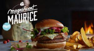 McDonald's Maestro Burgers - Belgium - Magnificent Maurice