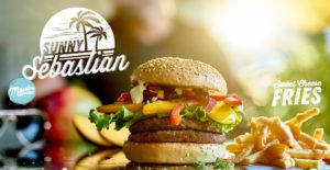 McDonald's Maestro Burgers - Belgium - Sunny Sebastian