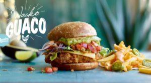 McDonald's Maestro Burgers - Belgium - Wacko Guaco
