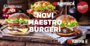 McDonald's Maestro Burgers - Croatia - HR Burgerica