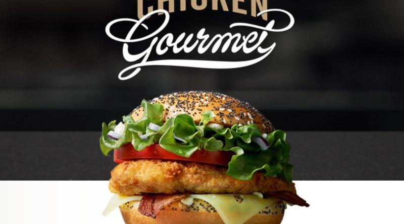 McDonald's Maestro Burgers - Finland - Gourmet Chicken