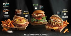 McDonald's Maestro Burgers - Poland - Fresh Deluxe