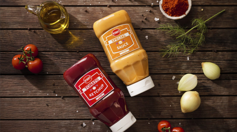 Wimpy Sauces UK