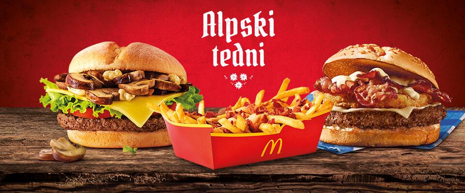 McDonald's Slovenia - Alpine Weeks