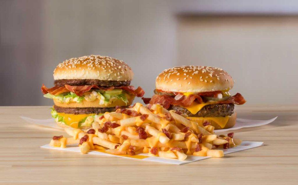 McDonald's USA - Cheesy Bacon Fries