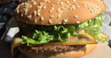 McDonald's Grand McExtreme Original