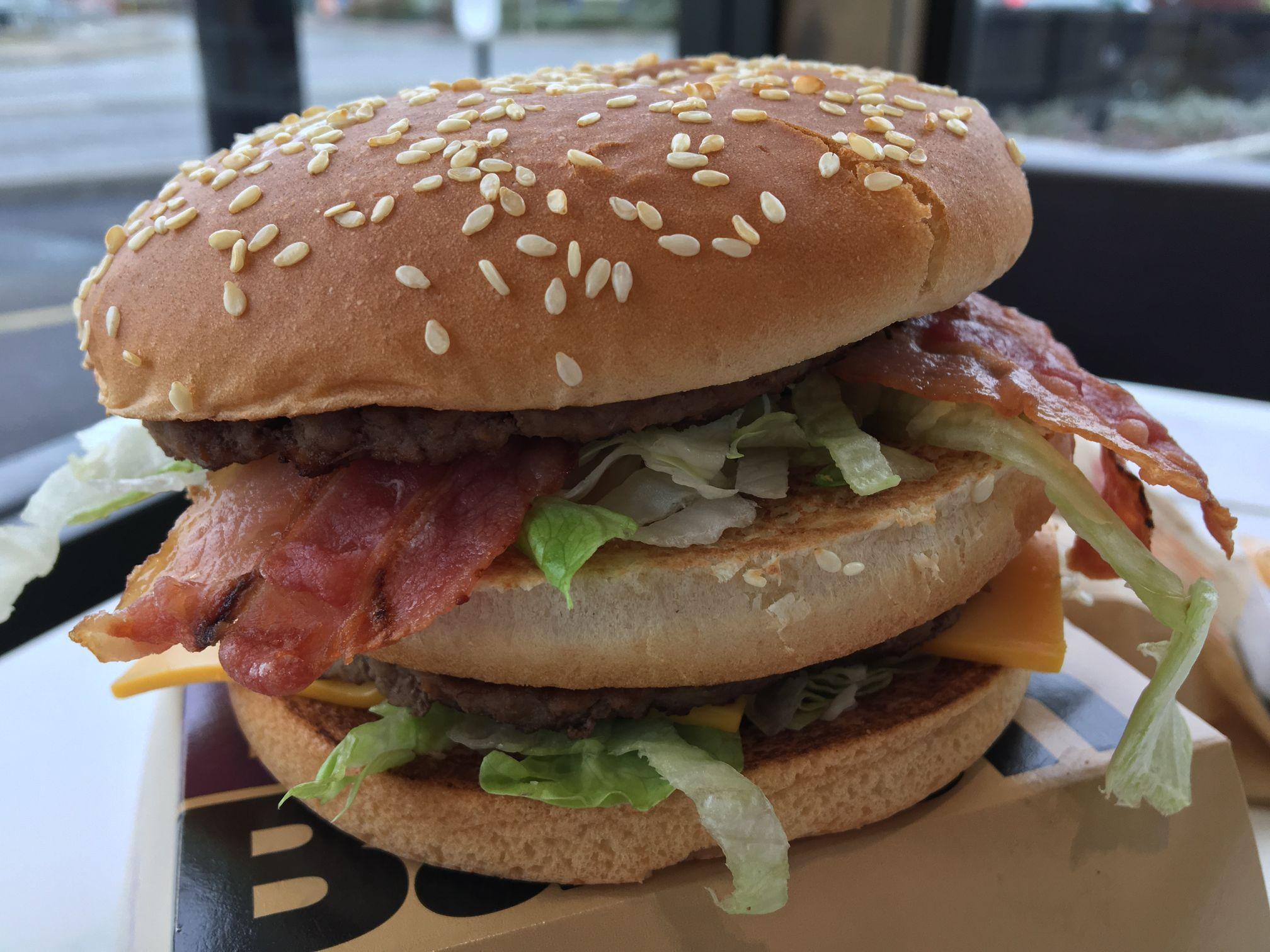 Grand Big Mac Bacon