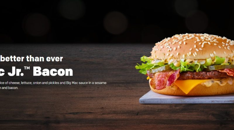 Mac Jr. Bacon