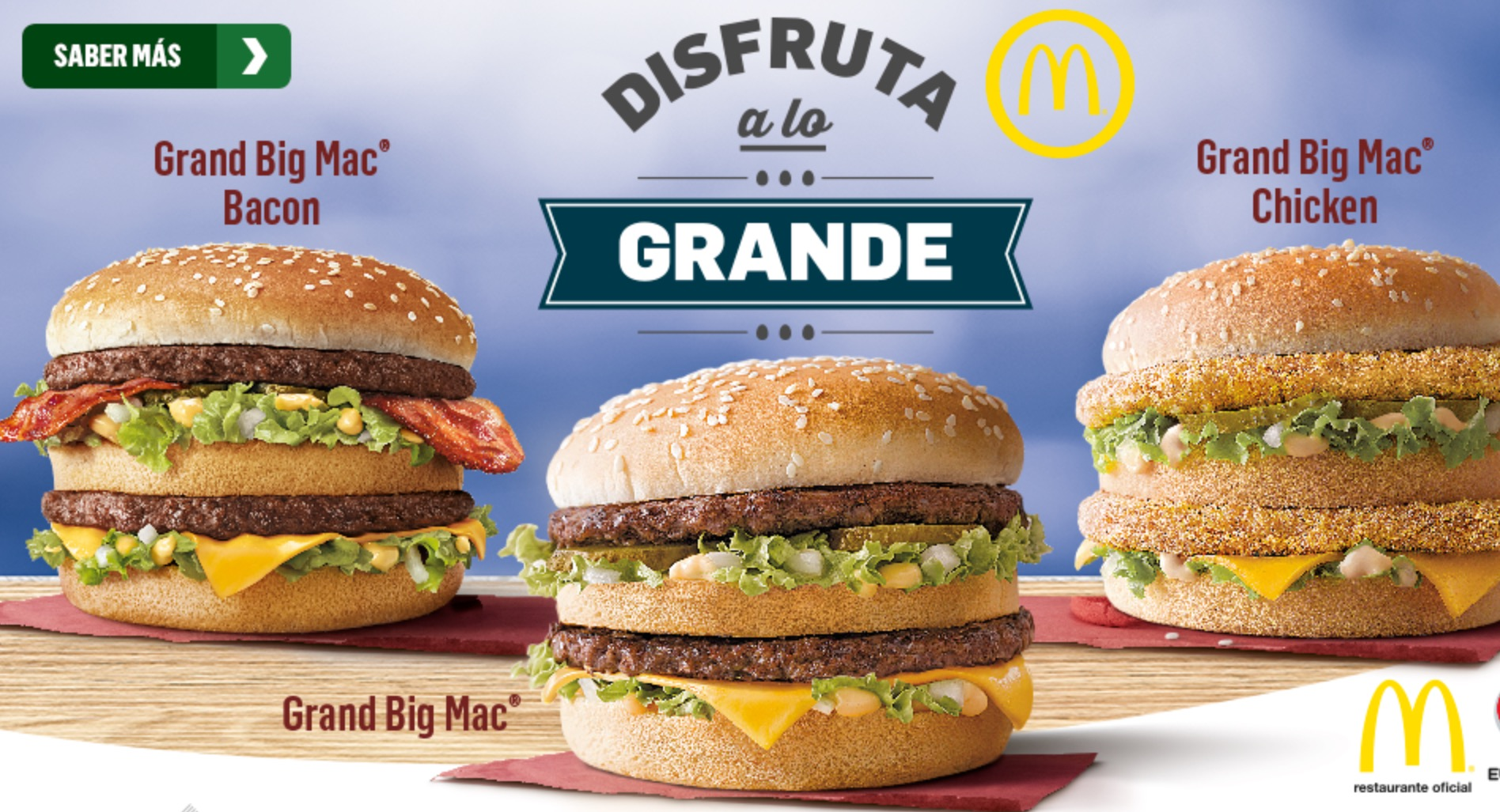 Grand Big Mac Bacon - McDonald's UK